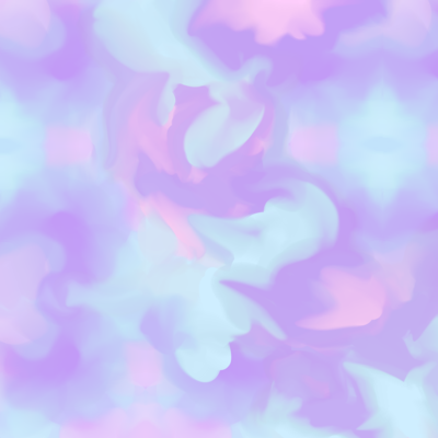 Vaporwave purple, pink, and blue marbled colours swirling into one